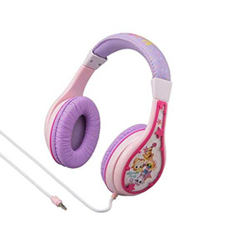 Picture of iHome Kiddesigns Over-Ear Headphone Volume Limited With 3 Settings Shopkins - Multi Color