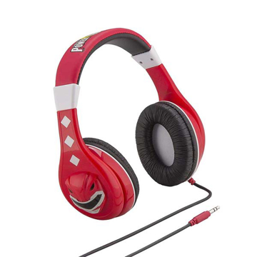 Picture of iHome Kiddesigns Over-Ear Headphone Volume Limited With 3 Settings Rangers - Multi Color