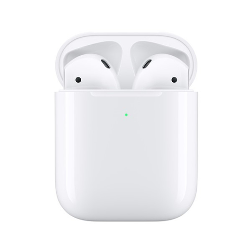 Picture of Apple AirPods with Wireless Charging Case (2nd Gen)