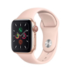 Picture of Apple Watch Series 5 GPS, Gold Aluminium Case With Sport Band, 44 millimeter - Pink Sand