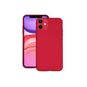 Picture of Cygnett Skin Soft Feel Case for iPhone 11  - Ruby