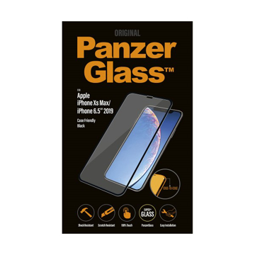 Picture of PanzerGlass 3D Edge to Edge Screen Protector For Apple iPhone 11 Pro Max -  Black