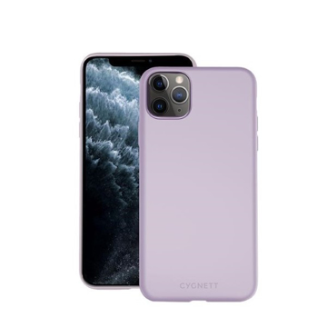 Picture of Cygnett Skin Soft Feel Case for iPhone 11 Pro Max - Lilac