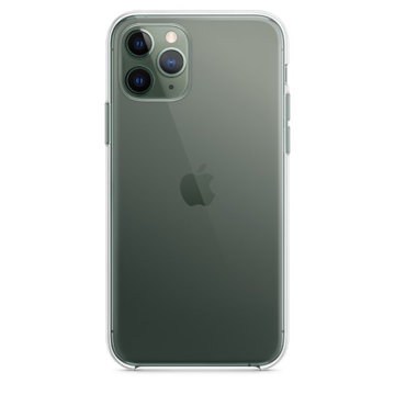 Picture of Apple iPhone 11 Pro Clear Case - Clear