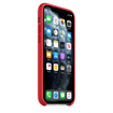 Picture of Apple iPhone 11 Pro Silicone Case - (PRODUCT)RED