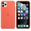 Picture of Apple iPhone 11 Pro Silicone Case - Clementine (Orange)