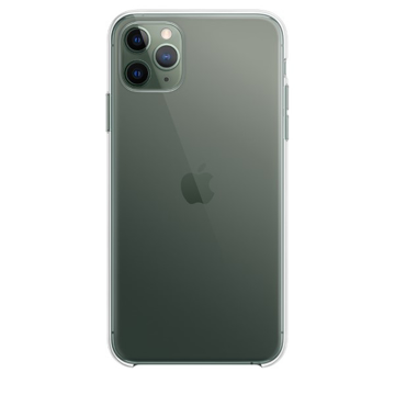 Picture of Apple iPhone 11 Pro Max Clear Case - Clear