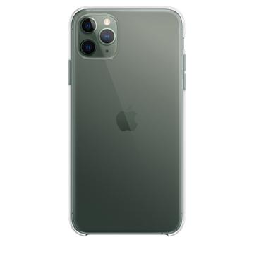 الصورة: ابل غطاء حماية خلفي لاجهزة ابل iPhone 11 Pro Max- شفاف