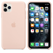 Picture of Apple iPhone 11 Pro Max Silicone Case - Pink Sand