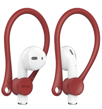 Picture of Elago EarHook For Apple AirPods - Red