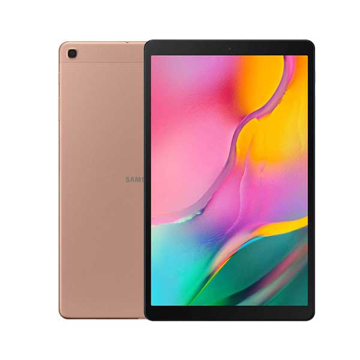 "Picture of SAMSUNG Galaxy  Tab A 2019 , 10.1"" , LTE , 32GB - Gold"