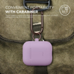 Picture of Elago Hang Silicon Case For Apple AirPods - Lavender