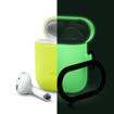 Picture of Elago Hang Silicon Case For Apple AirPods -  Neon Yellow