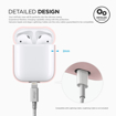 Picture of Elago Silicon Case For Apple AirPods - Pink
