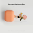 Picture of Elago KeyRing  for AirPods - Peach