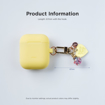 Picture of Elago KeyRing  for AirPods - Yellow Heart