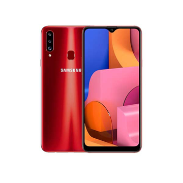 "Picture of Samsung Galaxy A20s Dual Sim LTE, 6.5"" 32 GB - Red"