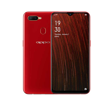 Picture of OPPO A5s , Daul Sim , 4G 32GB , Ram 3GB - Red