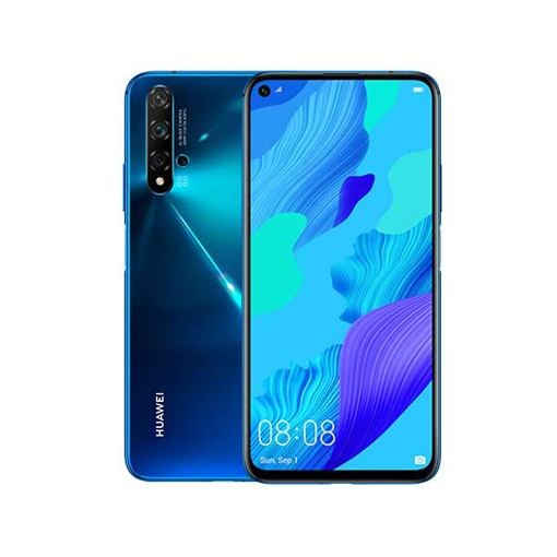 Picture of Huawei Nova 5T Dual 4G 128GB - Blue