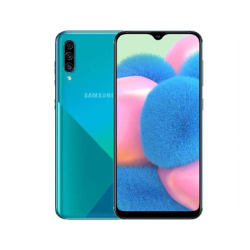"""Picture of Samsung Galaxy A30s Dual Sim LTE, 6.4"""" 128 GB - Green"""