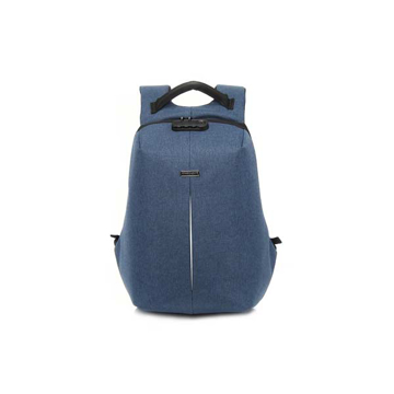 Promate-Anti-Theft-Backpack-16-Water-Resistant-Blue