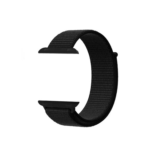 Picture of Promate Nylon Mesh Strap for 42mm Apple Watch - Black
