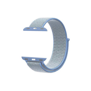 Picture of Promate Nylon Mesh Strap for 42mm Apple Watch - Litgh Blue