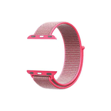 Picture of Promate Nylon Mesh Weaven for 38mm Apple Watch - Pink