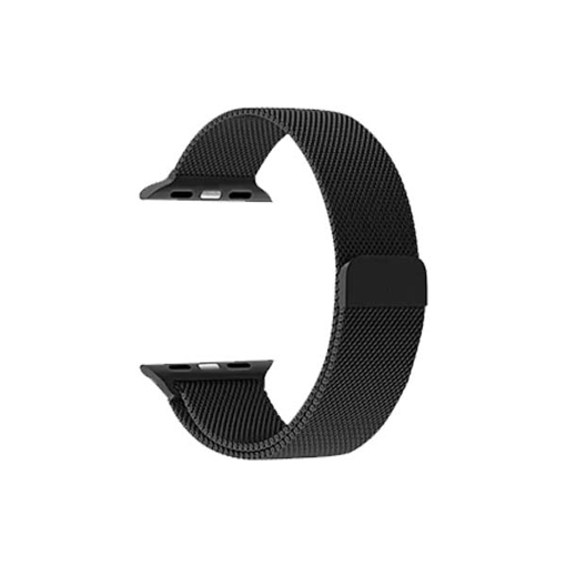 Picture of Promate Magnetic Milanese Loop 42mm Apple Watch - Black