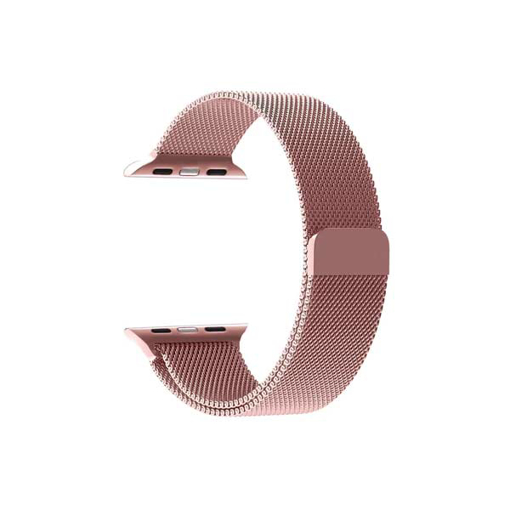 Picture of Promate Magnetic Milanese Loop 42mm Apple Watch - Pink