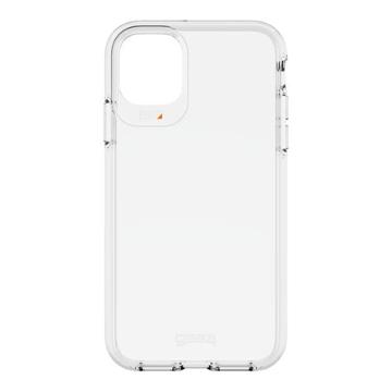الصورة: قيرفور غطاء حماية خلفي مقاوم للصدمات لاجهزة ابل iPhone 11  - شفاف