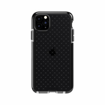 Picture of Tech21 Evo Check Case For Apple iPhone 11 Pro Max  - Smokey Black