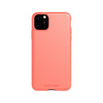 Picture of Tech21 Studio Colour Case For Apple iPhone 11 Pro Max - Coral