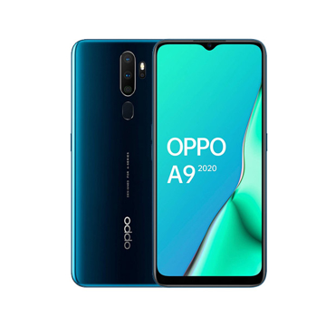 Picture of OPPO A9 2020 Daul Sim , 4G, 128GB , Ram 4GB - Green