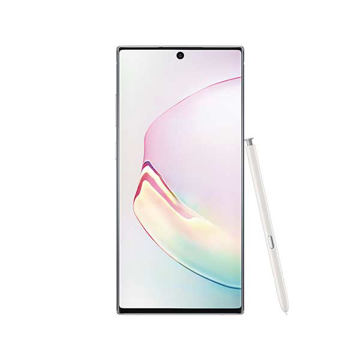Picture of Samsung Galaxy Note 10 Plus, 5G, 256GB - White