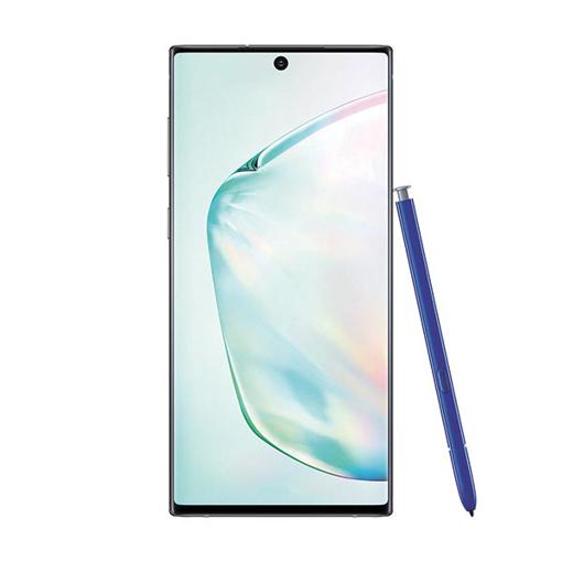 Samsung Galaxy Note 10 Plus 5g 256gb Silver Haddad الحداد