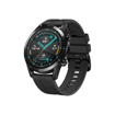 Picture of Huawei Watch GT 2 Sport 46 mm, Stainless Steel, Black Fluoroelastomer Strap