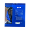 Picture of OMA Headphone A10, Surround Gaming Headset Wired, Omnidirectional Microphone - Blue
