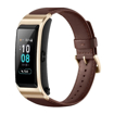 Picture of Huawei Talk Band B5 Business Edition Leather Band - Mocha Brown
