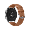 Picture of Huawei Watch GT 2 Classic 46 mm, Stainless Steel, Brown Leather Strap