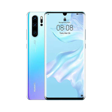 Picture of Huawei P30 Pro Dual 4G 128GB, Ram 8GB - Breathing Crystal