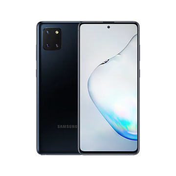 Picture of Samsung Galaxy Note 10 Lite 128GB, 8GB - Black
