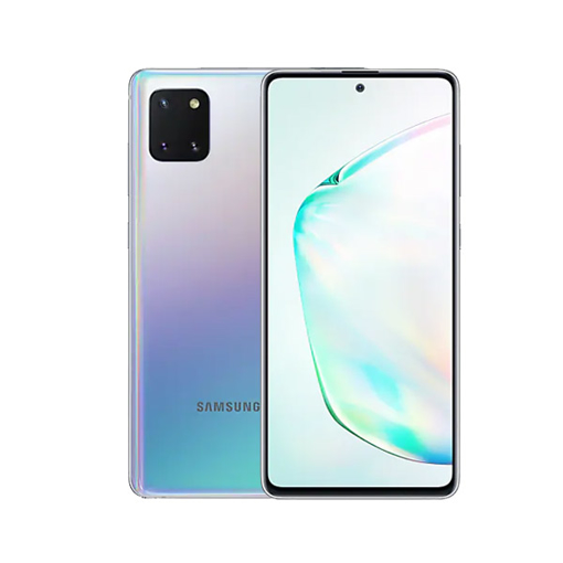 Picture of Samsung Galaxy Note 10 Lite 128GB, 8GB - Silver