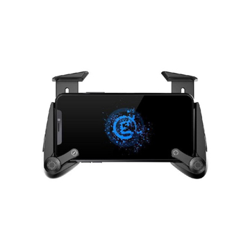 Picture of GameSir F3 Plus AirFlash Conductive Game Grip For Full Screen - Black