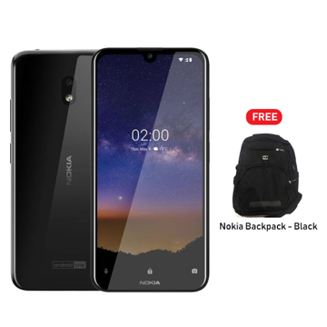 Picture of Nokia 2.2 Dual Sim 32GB , 4G Lte - BLACK