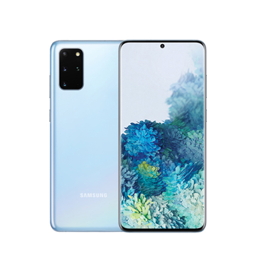 Picture of Samsung Galaxy S20 Plus 5G, 128GB, 12GB Ram - Light Blue