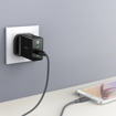 Picture of Anker PowerPort+ Wall Charger With 1 Port QC3.0 With - UK - Black