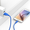Picture of Anker PowerLine Micro USB Cable 10ft  (3m)- Blue