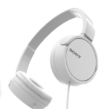 Picture of SONY headset  MDRZX110  - White
