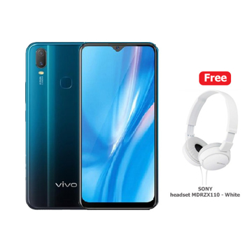 Picture of Vivo Y11 32GB, 4G - Mineral Blue
